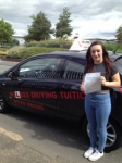 EMILY passed with Wilkes Driving Tuition