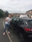 DEMI T passed with Wilkes Driving Tuition