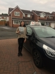RAMAN S passed with Wilkes Driving Tuition