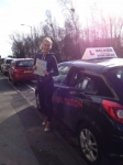 CHLOE M passed with Wilkes Driving Tuition