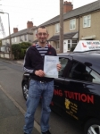 MARK passed with Wilkes Driving Tuition