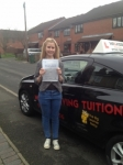 EJ H passed with Wilkes Driving Tuition