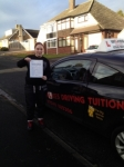 STEPH P G passed with Wilkes Driving Tuition