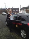 JAY M passed with Wilkes Driving Tuition