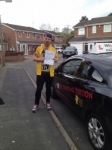 JAMIE H passed with Wilkes Driving Tuition