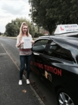 GEORGIA S passed with Wilkes Driving Tuition