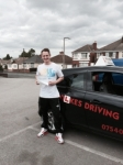 BRAD S passed with Wilkes Driving Tuition