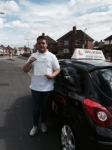 Craig P passed with Wilkes Driving Tuition