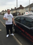 MARK N passed with Wilkes Driving Tuition