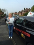 GEMMA J passed with Wilkes Driving Tuition