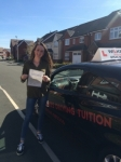 LIBBY R passed with Wilkes Driving Tuition