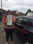 LIZ H passed with Wilkes Driving Tuition