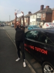 KARA P passed with Wilkes Driving Tuition