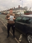 LOGAN H passed with Wilkes Driving Tuition
