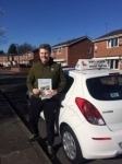 RHEACE J passed with Wilkes Driving Tuition