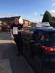 JAKE H passed with Wilkes Driving Tuition