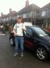 Jamie passed with Wilkes Driving Tuition