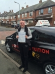 LAURA L passed with Wilkes Driving Tuition