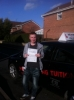 Tom passed with Wilkes Driving Tuition
