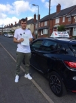 Kyle B passed with Wilkes Driving Tuition