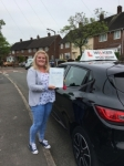 STEF J passed with Wilkes Driving Tuition