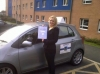 Zhan passed with Sophie's School of Motoring