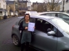Shabnam passed with Sophie's School of Motoring