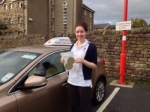 Catherine. passed with Sophie's School of Motoring