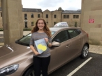 Connie M passed with Sophie's School of Motoring