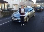 emma S passed with Sophie's School of Motoring