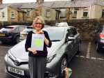 Hazel passed with Sophie's School of Motoring