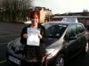 Liz passed with Sophie's School of Motoring