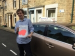 Jake passed with Sophie's School of Motoring