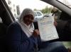 ROWAIDA passed with Sophie's School of Motoring
