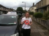 Andrea passed with Sophie's School of Motoring