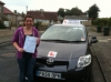 Beth L passed with Sophie's School of Motoring