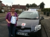 Beth. passed with Sophie's School of Motoring
