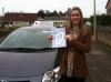 Betsy passed with Sophie's School of Motoring