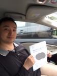 Bingsheng passed with Sophie's School of Motoring