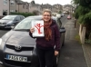 Charlotte passed with Sophie's School of Motoring