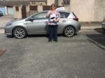 Debbie passed with Sophie's School of Motoring