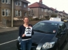 Imogen passed with Sophie's School of Motoring