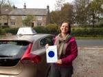 Jackie passed with Sophie's School of Motoring