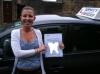 Jade H passed with Sophie's School of Motoring