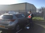 Luke. passed with Sophie's School of Motoring
