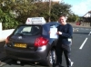 Mark passed with Sophie's School of Motoring