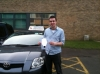 Matthew L passed with Sophie's School of Motoring