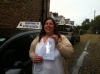 Nikki passed with Sophie's School of Motoring