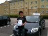 Peng passed with Sophie's School of Motoring