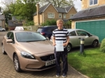 Philip passed with Sophie's School of Motoring